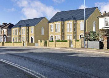 Thumbnail 4 bed semi-detached house for sale in Pelham Road, The Quadrant, Gravesend, Kent