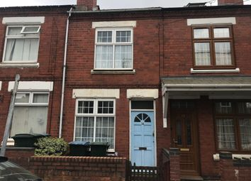 Thumbnail 2 bed terraced house for sale in Edmund Road, Foleshill, Coventry