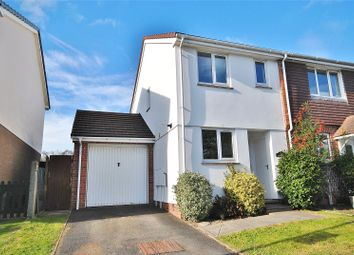 Thumbnail 2 bedroom semi-detached house for sale in Youings Drive, Barnstaple