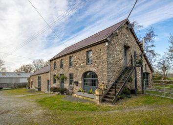 Thumbnail Land for sale in Llandysul