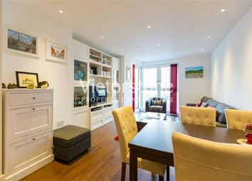 Thumbnail 2 bed flat for sale in Queensland Road, Arsenal, London