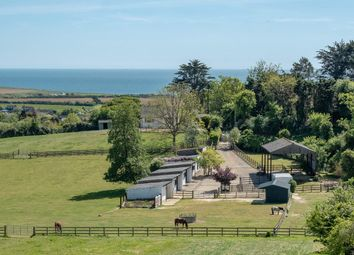 Thumbnail 2 bed detached bungalow for sale in Gaggerhill Lane, Brighstone, Newport