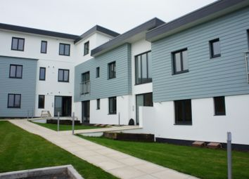 Thumbnail 2 bed flat to rent in Chyvelah Road, Threemilestone, Truro