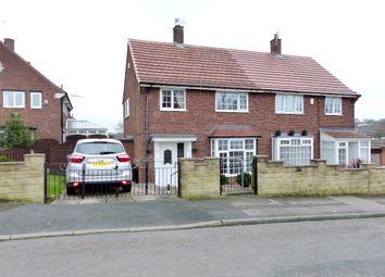Thumbnail 3 bedroom semi-detached house for sale in Landseer Rise, Bramley, Leeds