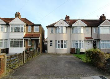 Thumbnail 2 bed end terrace house for sale in Ashcroft Crescent, Sidcup, Kent