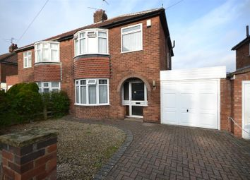 Thumbnail 3 bed property to rent in Newland Park Drive, York