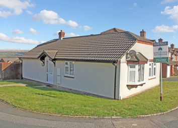Thumbnail 3 bed detached bungalow for sale in Spring Park, Woolwell, Plymouth