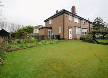 Thumbnail 3 bed semi-detached house for sale in Bury & Rochdale Old Road, Bury