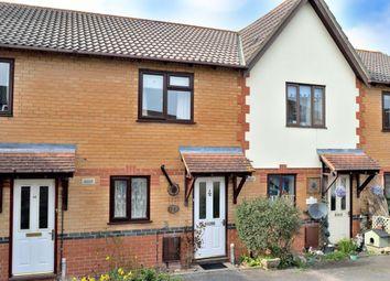 Thumbnail 2 bed terraced house for sale in 15 Regency Court, Gillingham, Dorset