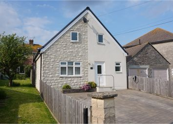 Thumbnail 3 bed detached house for sale in Lynch Road, Wemouth