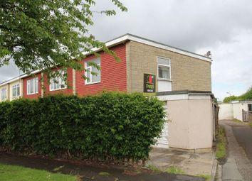 Thumbnail 3 bedroom end terrace house for sale in Mannington Park, Swindon