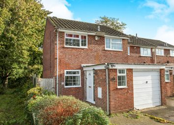 Thumbnail 3 bed semi-detached house for sale in Colt Close, Rownhams, Southampton