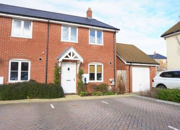 Thumbnail 2 bed end terrace house for sale in Cutforth Way, Romsey
