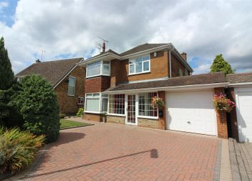 Thumbnail 4 bed detached house for sale in Meadow Close, Blythe Bridge, Stoke-On-Trent