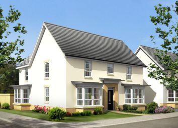 "Thumbnail 4 bed detached house for sale in ""Balmore"" at Merchiston Oval, Brookfield, Johnstone"