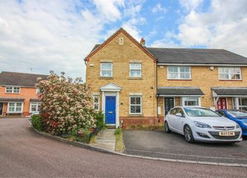 Thumbnail 3 bed end terrace house for sale in Doulton Close, Church Langley, Harlow, Essex