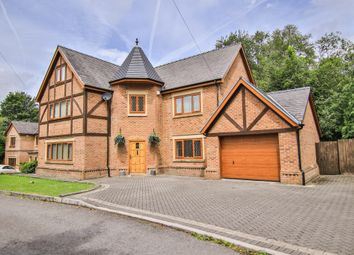 Thumbnail 6 bed detached house for sale in Llys Y Nant, Glais, Swansea