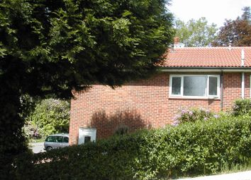 Thumbnail 1 bed flat to rent in Northwood Close, Southampton