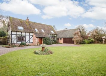 Thumbnail 4 bed detached house for sale in Horne Lane, Martley, Worcestershire