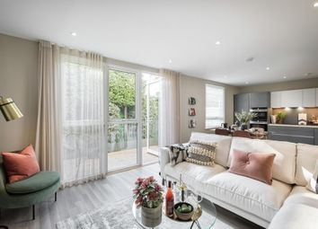 Thumbnail 1 bed flat for sale in Bollo Lane, Acton