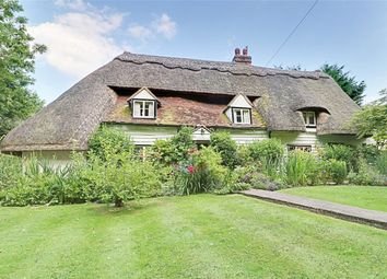 Thumbnail 4 bed detached house for sale in High Wych Lane, High Wych, Sawbridgeworth, Hertfordshire