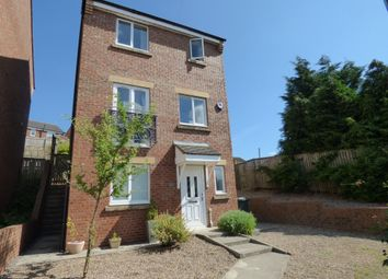 Thumbnail 4 bedroom town house for sale in Welby Drive, Ushaw Moor, Durham