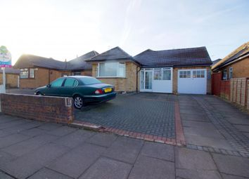 Thumbnail 2 bed detached bungalow for sale in Ethel Road, Leicester