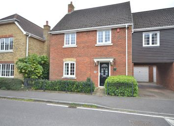 4 bed link-detached house for sale in Turgis Road, Elvetham Heath, Hampshire GU51
