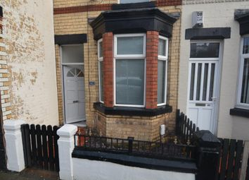 2 bed terraced house to rent in Hinderton Road, Tranmere, Birkenhead CH41
