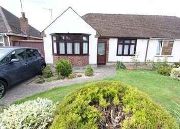 Thumbnail 3 bed semi-detached bungalow for sale in Ryecroft Way, Luton, Bedfordshire