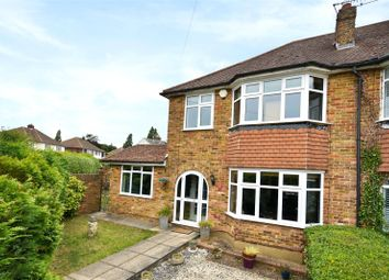 Monument Lane, Chalfont St Peter, Buckinghamshire SL9. 3 bed semi-detached house for sale