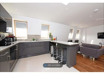 Thumbnail 2 bed flat to rent in Falcon Road, London