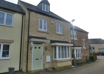 Thumbnail 3 bed terraced house for sale in Blackthorn Mews, Carterton