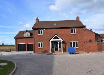 Thumbnail 5 bed detached house for sale in Rodington Fields, Rodington, Shrewsbury