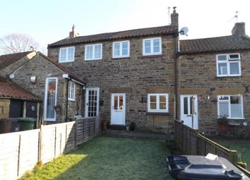 Thumbnail 1 bedroom terraced house for sale in Back Lane, Osmotherley, Northallerton
