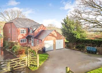 Thumbnail 5 bed detached house for sale in Churchstoke, Montgomery, Powys
