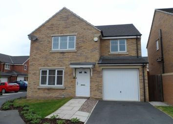Thumbnail 4 bed detached house to rent in Howley Close, Gomersal, Cleckheaton