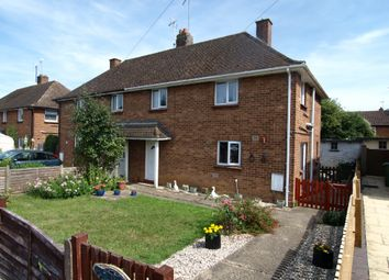 Thumbnail 3 bed semi-detached house for sale in Whaddon Road, Newport Pagnell, Buckinghamshire
