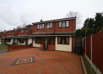 Thumbnail 4 bedroom detached house for sale in Roach Pool Croft, Birmingham, West Midlands