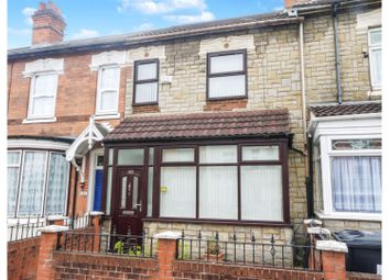 3 bed terraced house for sale in Douglas Road, Birmingham B27