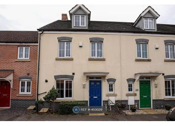 Thumbnail 4 bed end terrace house to rent in Upper Stroud Close, Chineham, Basingstoke