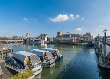 Thumbnail 3 bed houseboat for sale in Old Bridge Street, Hampton Wick