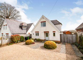 Thumbnail 3 bed detached house for sale in Maidstone Road, Pembury, Tunbridge Wells, Kent