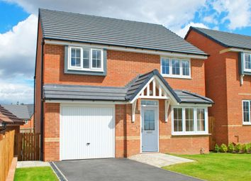 """Thumbnail 4 bed detached house for sale in """"Tetbury"""" at Bruntcliffe Road, Morley, Leeds"""
