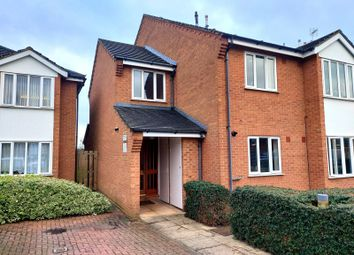 Thumbnail 2 bed flat for sale in Swindon Close, Cheltenham, Gloucestershire