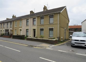 Thumbnail 4 bed end terrace house for sale in Pembrey Road, Llanelli