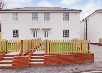 Thumbnail 3 bed semi-detached house for sale in The Street, Adisham, Canterbury