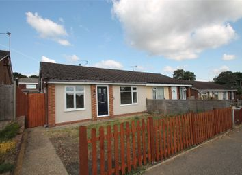 2 bed bungalow for sale in Mead Green, Lordswood, Chatham, Kent ME5