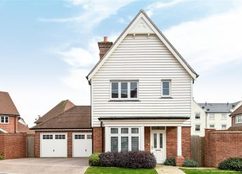 Thumbnail 3 bedroom detached house for sale in Farriers Walk, Horsham