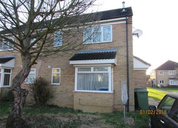Thumbnail 1 bed property to rent in Gainsborough Drive, St. Ives, Huntingdon